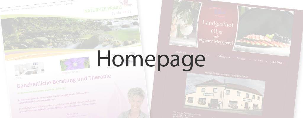 Homepagedesign